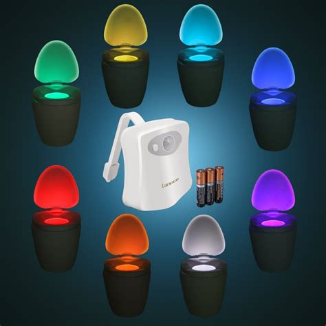 motion activated night light best motion activated toilet night lights reviews