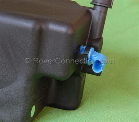 range rover genuine oem coolant expansion tank pcf
