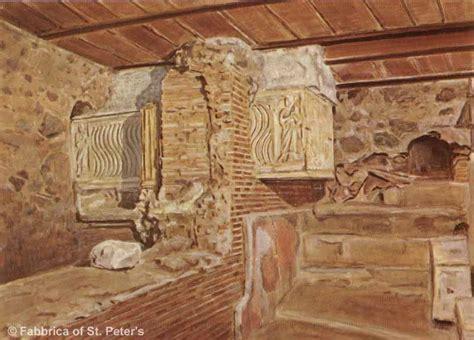 The Vatican Necropolis (Scavi) Tomb R