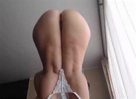 Sexy Secretary Jiggling Thighs Fat Ass Cellulite Porn 46