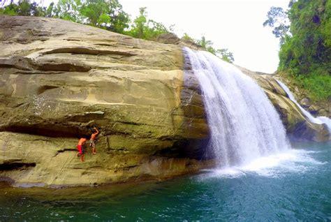 Get Your Adrenaline Rush In Tangadan Falls, La Union