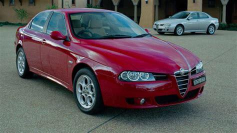 Used Alfa Romeo 156 Review