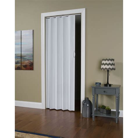 collapsible closet doors via white 24 quot 36 quot x 80 quot folding door ebay