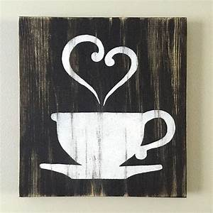 coffee cup themed kitchen decor coffee themed kitchen With what kind of paint to use on kitchen cabinets for lotus flower candle holders