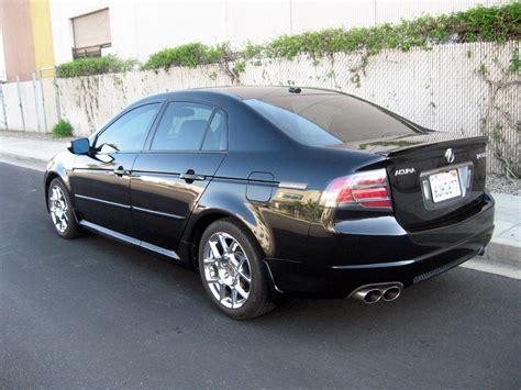 2008 Acura Tl Type-s [2008 Acura Tl Type-s]