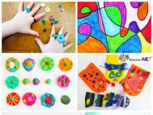 sculpture  collage lessons  kids clay pottery