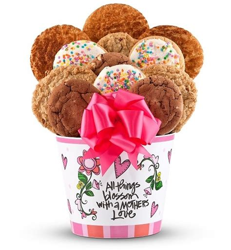 moms day cookie bouquet mothers day cookie gifts