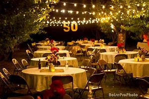 Diy 50th wedding anniversary party from salty bison for 50th wedding anniversary party
