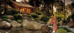Japanese Village The Chateau Spa Organic Wellness Resort