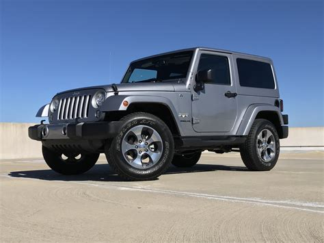 2017 jeep wrangler 2017 jeep wrangler sahara test drive review autonation