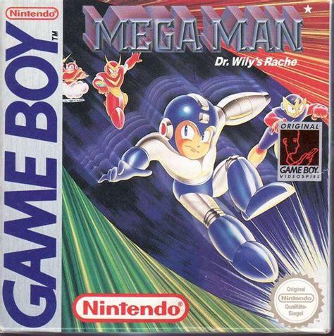 Mega Man Dr Wilys Revenge Box Shot For Game Boy Gamefaqs