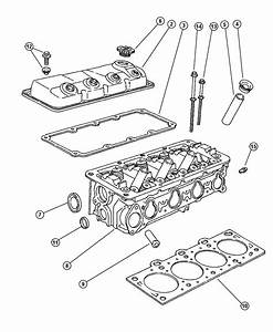 Dodge Journey Engine Diagram Spark Plugs