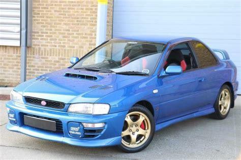 Subaru Type R by Subaru Impreza Type R 555 Edition Sought After