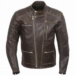 Blouson De Moto : ride and sons empire brown blouson moto cuir vintage biker ~ Medecine-chirurgie-esthetiques.com Avis de Voitures