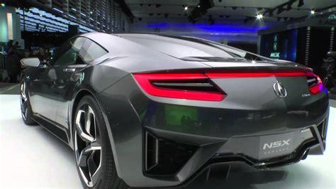 Honda Nsx 2015 Acura by 2015 Acura Honda Nsx Concept Ii