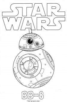 print  star wars  force awakens bb  coloring pages  kidsfree pritnable lego star wars