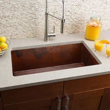 hahn copper extra large undermount single bowl sink