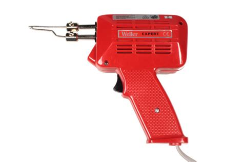 Weller Pistola Para Soldar 150 vatios #GT7A herramientas de vidrio de color