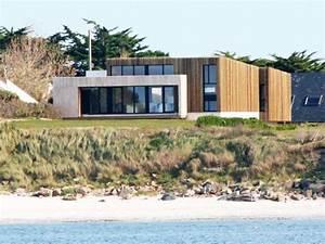 maison contemporaine bord de mer a louer pour photos et With location villa bord de mer avec piscine 2 maison avec piscine en bretagne