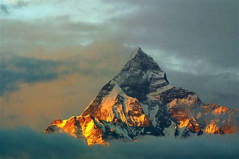 burn spear himalayan mountains nepal