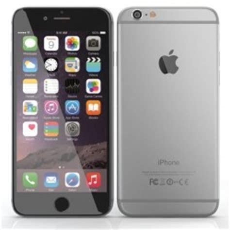 iphone 6 space grey apple apple iphone 6 smartphone space grey 16gb refurbished