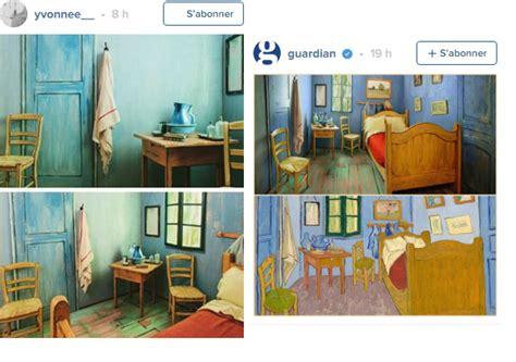 la chambre vincent gogh airbnb un musée de chicago met la chambre peinte par