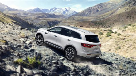 2018 Renault Koleos 2 Wallpaper Hd Car Wallpapers