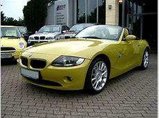 BMW Z4 Individual Colors