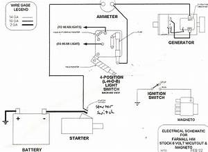 Ford Tractor Electrical Wiring Diagram