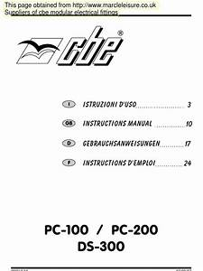 Pc100 Pc200 Ds300 En Circuits