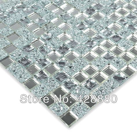 Bathroom Mosaic Mirror Tiles by Glass Wall Tiles Mirror Tile Backsplash Kitchen