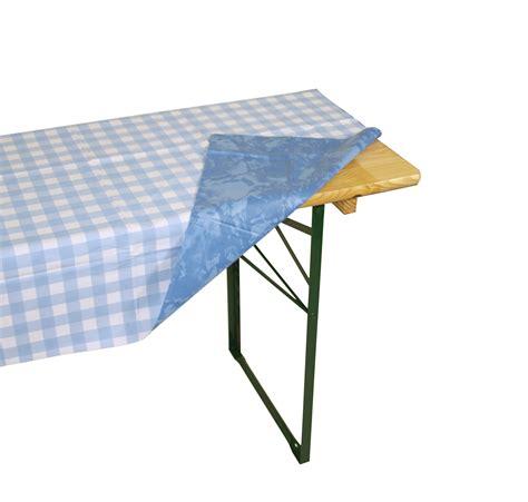 Tischdecke für Biertisch Bierzeltgarnitur Festzelttisch