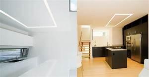 Eclairage Plafond Cuisine : faux plafond cuisine spot 2017 avec eclairage cuisine ~ Edinachiropracticcenter.com Idées de Décoration