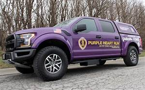 Purple Heart Run To Gift Wounded Vet A New Raptor