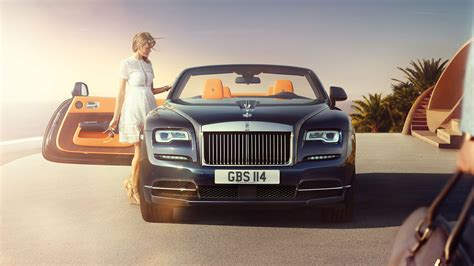rolls royce dawn wallpapers hd images wsupercars