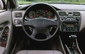 1998 Honda Civic Ex Coupe Interior