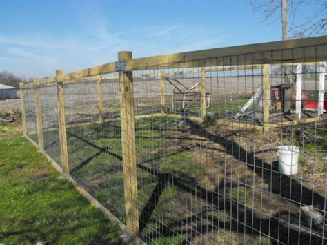 yard fence options fencing options for chicken yard