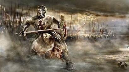 Medieval Knights Wallpapers Knight Crusader