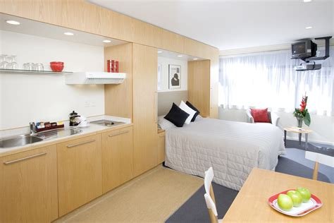 Right Way Small Studio Apartment by Modern Small Studio Apartment Design With New Ideas