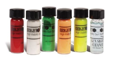 Truglo Paint Bright Sight Kit, Multiple (2011-05-04) .99