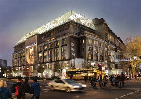 kadewe berlin shops oma to renovate berlin s historic kadewe department store archdaily