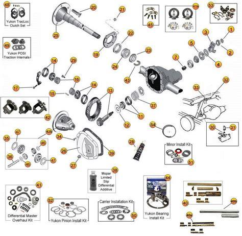 35 rear axle parts for wrangler jk jeep jk parts diagrams jeep wrangler wrangler