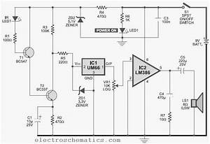 Infrared Ir Detectors Circuits  U0026 Projects