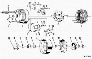 Alternator Remy 1105474