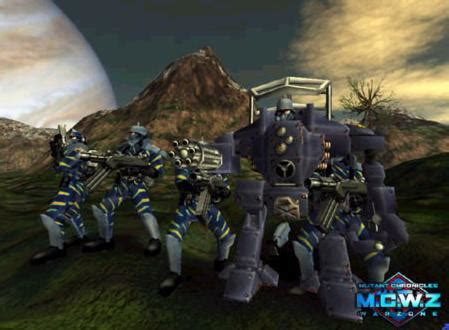 mutant chronicles warzone  xbox pc cancelled