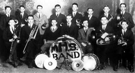 The Swing Band by A Brief History Of The Massillon Tiger Swing Band Tiger