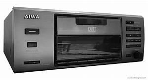 Aiwa XD-S260 - Manual - Digital Audio Tape Recorder - HiFi ...