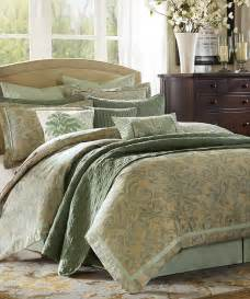 green paisley comforter set zulily