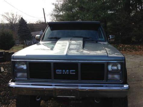 buy car manuals 1996 gmc vandura g3500 transmission control find new 1985 gmc 2500 4x4 383 stroker engine manual transmission in wayne pennsylvania united