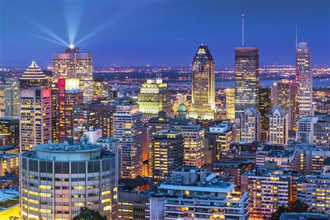 montreal weekend     places